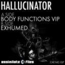 Hallucinator - Exhumed
