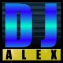 DJ ALEX    - The pace in the veins (non stop)