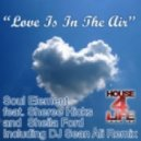 Soul Element feat. Sheree Hicks & Sheila Ford - Love Is In The Air (BMore Remix feat. Sheila Ford)