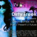 Dirty Freek feat. Cyndi Lauper - Just Can\'t Stop (Dirty Freek Miami Mix)