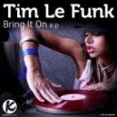 Tim Le Funk  - The Funky Wild West (Raul De La Orza Remix)