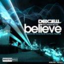 Dexcell & Tamar Nicole  - Believe (In-Tek Remix)