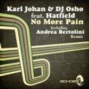 Hatfield, Karl Johan & DJ Osho - No More Pain (Original Mix)