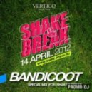 BANDICOOT - Special mix for Shake&Break