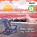 Mika Olson - Deep Blue Chair