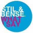 Stil & Bense - What I Say