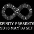 Efinity -  Presents - 2013 May DJ Set