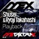 Shusei & Ryoji Takahashi - Playback