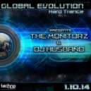 The Monitorz - Shadow Man  (Original mix)