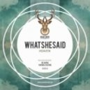 Whatshesaid - Visions Of Love