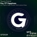 Squarz Kamel - Key Of Happiness (Original Mix)