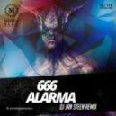 666  - Alarma (DJ Jan Steen Remix) (Radio Edit)
