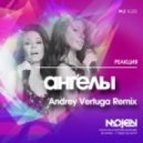 Реакция  - Ангелы (Andrey Vertuga Remix) (Radio Mix)
