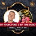 Vinylmoverz & Zuma vs. Kolya Funk & Mexx -  Be My Lover (DJ Kolya Funk & DJ Tim Basic Royal Mash Up)