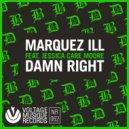 Marquez Ill, Jessica Care Moore - Damn Right (Dub Mix)