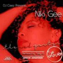DJ CEEZ, NIKI GEE - The Red Guitar