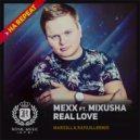 DJ Mexx feat. Mixusha - Real Love (Mars3ll & Rafa3ll remix)