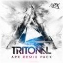 Tritonal - Satellite (APX Remix)