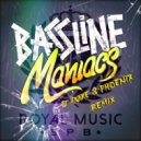 Bombs Away - Bassline Maniacs (D' Luxe & Phoenix Remix)