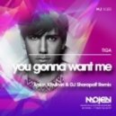Tiga  - You Gonna Want Me (Anton Klyukvin & DJ Sharapoff Remix) (Radio Edit)