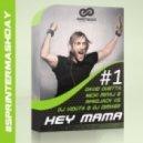 David Guetta, Nicki Minaj & Afrojack vs. DJ Viduta & DJ Dimixer - Hey Mama (DJ Alex Sprinter Mashup)