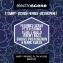Victor Perez, Vicente Ferrer, T. Tommy - Party People In Da House (Original Mix)