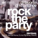 DJ Favorite & DJ Kharitonov - Rock The Party (Club Mix)