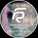 Heiko & Maiko - Techno Rock (Andrey Vertuga Remix)