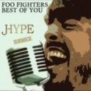Foo Fighters - Best Of You (J-Hype Remix)