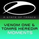 Venom One & Tomas Heredia - Moments (Original Mix)
