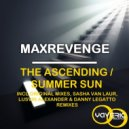 MaxRevenge - The Ascending  (Sasha Van Laur Remix)