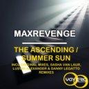 MaxRevenge - The Ascending  (Lusvin Alexander Remix)
