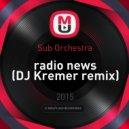 Sub Orchestra - radio news (DJ Kremer remix)