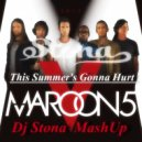 Maroon 5 feat. DJ Nejtrino & DJ Stranger  - This Summers Gonna Hurt (Dj Stona Mash Up)