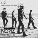 U2 -  Every Breaking Wave  (NoriZ Remix)