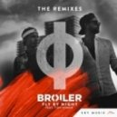 Broiler feat. Tish Hyman - Fly By Night (Reez Remix)