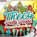 thec4 - Party People (Original Mix)