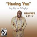 Byron Stingily - Having You (Junior White Uplifting Vocal Mix)
