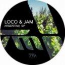 Loco & Jam  - The Crazies  (Original mix)