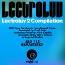 Lectroluv & Fred Jorio & Alvaughn Jackson - Struck By Luv (feat. Alvaughn Jackson) (Unreleased Radio Mix)