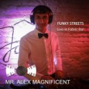 Mr. Alex Magnificent - Funky Streets (Live In Fabric Bar) (Original Mix)