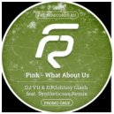 Pink - What About Us (DJ V1t & DJ Johnny Clash feat. Syntheticsax Remix)
