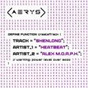 Heatbeat & Alex  M.O.R.P.H.  - Shenlong