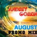 DJ Andrey Gorkin - August Promo Mix 2017 (Original Mix)