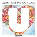 Zsak - Give Me Your Love