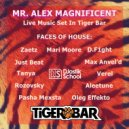 Mr. Alex Magnificent - Faces Of House (Live Music Set In Tiger Bar) ()