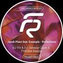 Jacob Plant ft. Example - Reflections (DJ V1t & DJ Johnny Clash & TVKiller Remix)