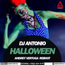 DJ Antonio - Halloween (Andrey Vertuga Reboot Radio Edit)