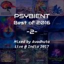 Avadhuta - Psybient: Best of 2016, Vol.2 (Live @ India 2017) ()