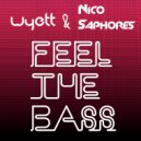 Nico Saphores - Feel The Bass (Original Mix)